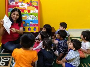 Best Playschool and Daycare in Thanisandra