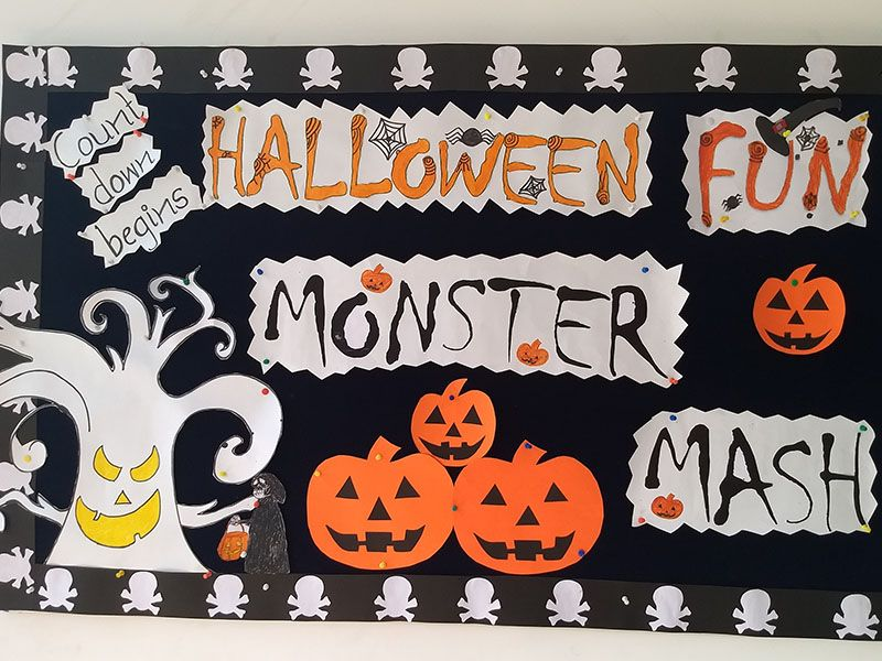 Halloween Activities in Daisy Montessori School Bangalore